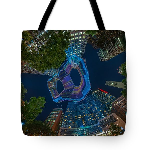Art On The Greenway 1 Tote Bag