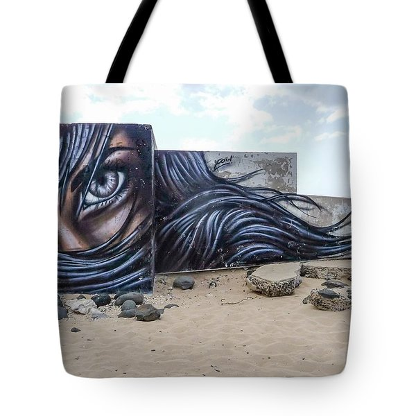 Art Or Graffiti Tote Bag