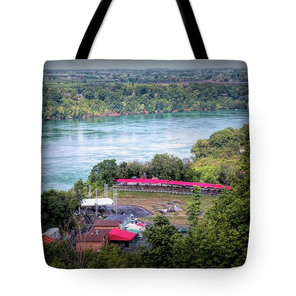 Art Park Tote Bag