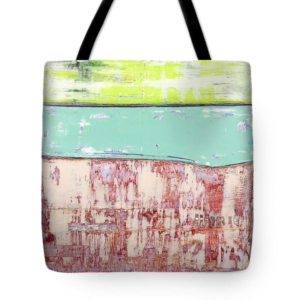 Art Print Abstract 19 Tote Bag