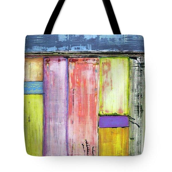 Art Print Abstract 47 Tote Bag