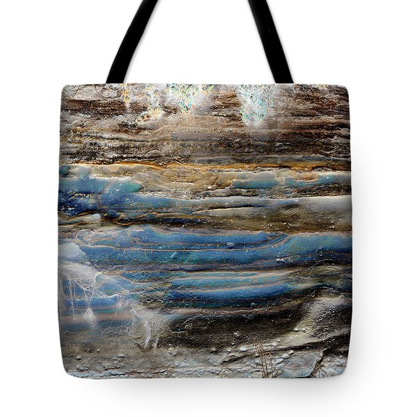 Art Print Cliff 1 Tote Bag