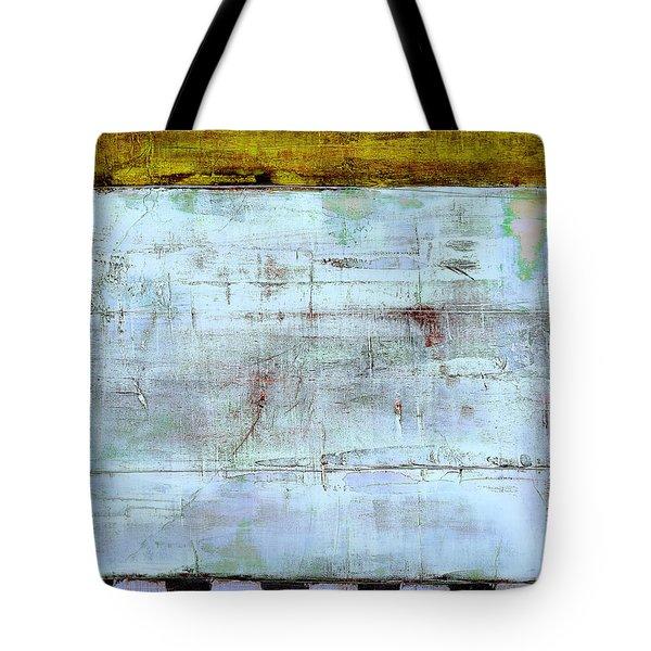 Art Print Highwire Tote Bag