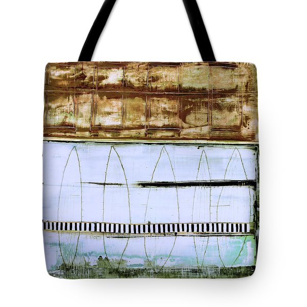 Art Print Malibu Tote Bag