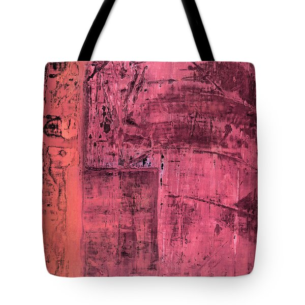 Art Print Redwall Tote Bag