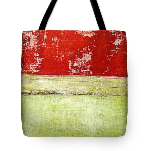 Art Print Rotgelb Tote Bag