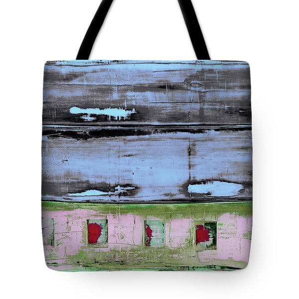 Art Print Sierra 7 Tote Bag