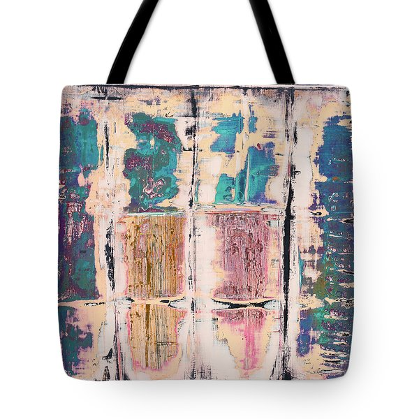 Art Print Square 8 Tote Bag