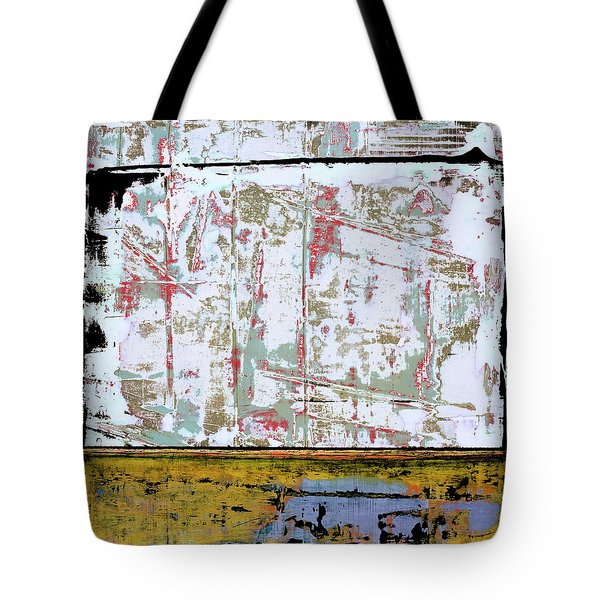 Art Print Square 9 Tote Bag