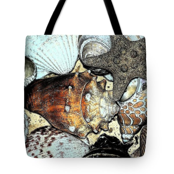 Art Shell 3 Tote Bag