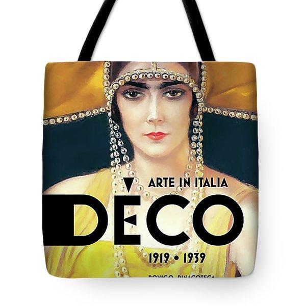 Arte In Italia Tote Bag
