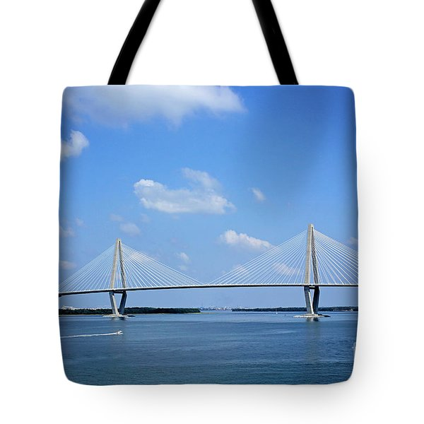 Arthur Ravenel Jr. Bridge - Charleston Tote Bag