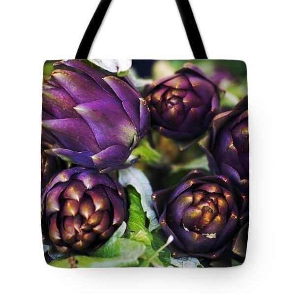 Artichokes  Tote Bag by Joana Kruse