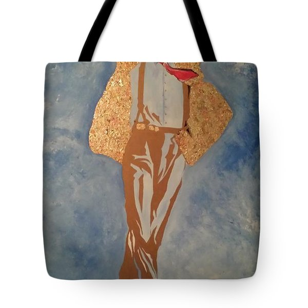 Artist Tote Bag by Dr Frederick Glover