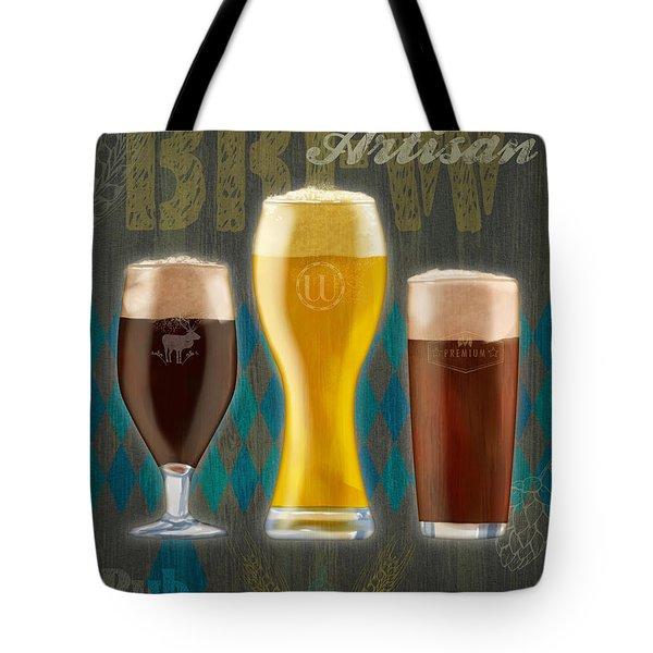 Artisan Brew Tote Bag