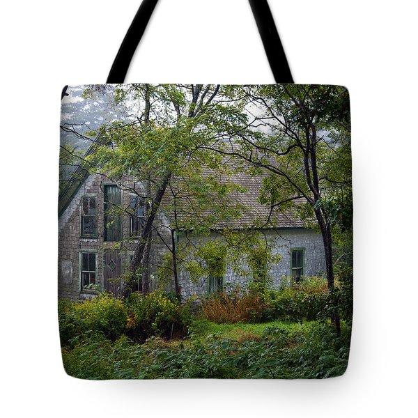 Artist Hideout Tote Bag
