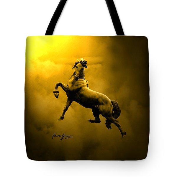 Artist In Heaven  Tote Bag