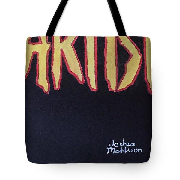 Artist 2009 Movie Tote Bag
