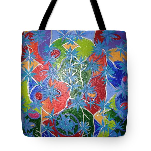 Artistic Acomplishments Tote Bag by Joanna Pilatowicz