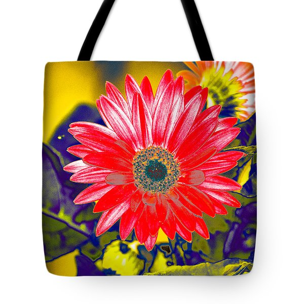 Artistic Bloom - Pla227 Tote Bag