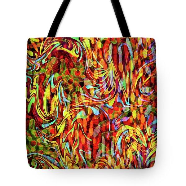 Artistic Flair Tote Bag