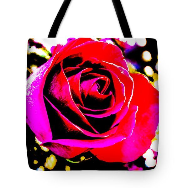 Artistic Rose - 9161 Tote Bag