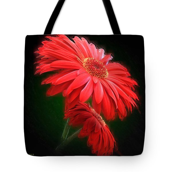 Artistic Touch Tote Bag