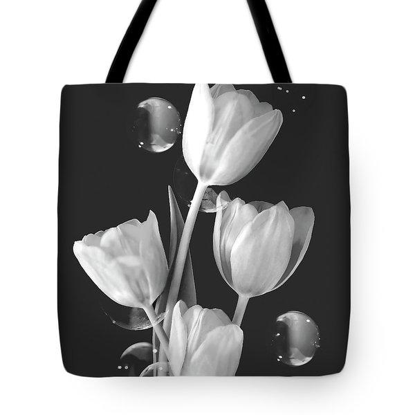 Artistic Tulip Bouquet 2  Tote Bag