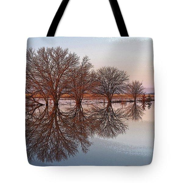 Artistic Fancy Tote Bag