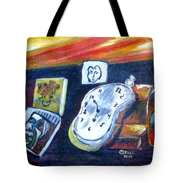 Artists Dream Tote Bag