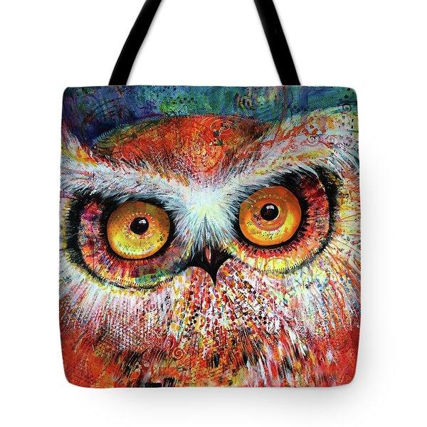 Artprize Hoot #1 Tote Bag
