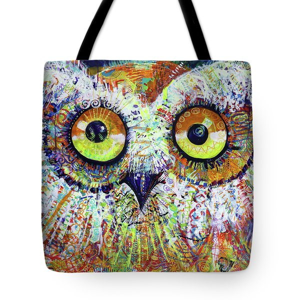 Artprize You That's Hoo Audience Participation Tote Bag