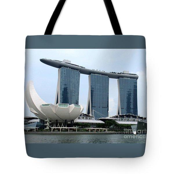 Artscience 5 Tote Bag