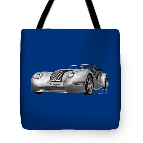 Morgan Tote Bag