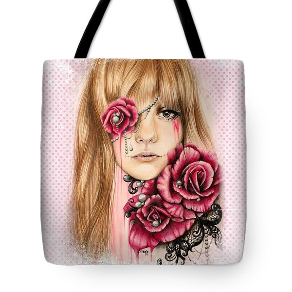 Sullenly Sweet  Tote Bag by Sheena Pike