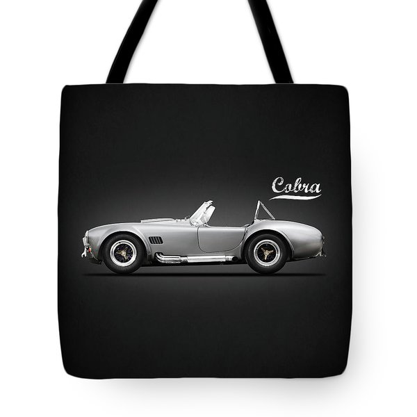 Shelby Cobra 427 Sc 1965 Tote Bag