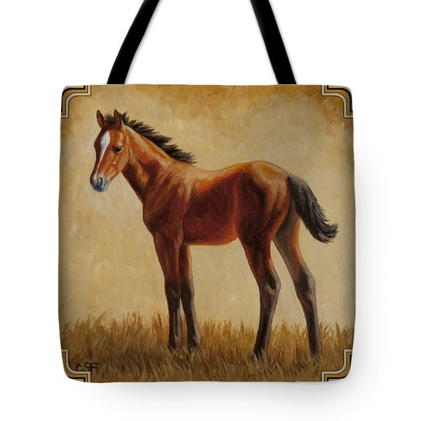 Afternoon Glow Tote Bag