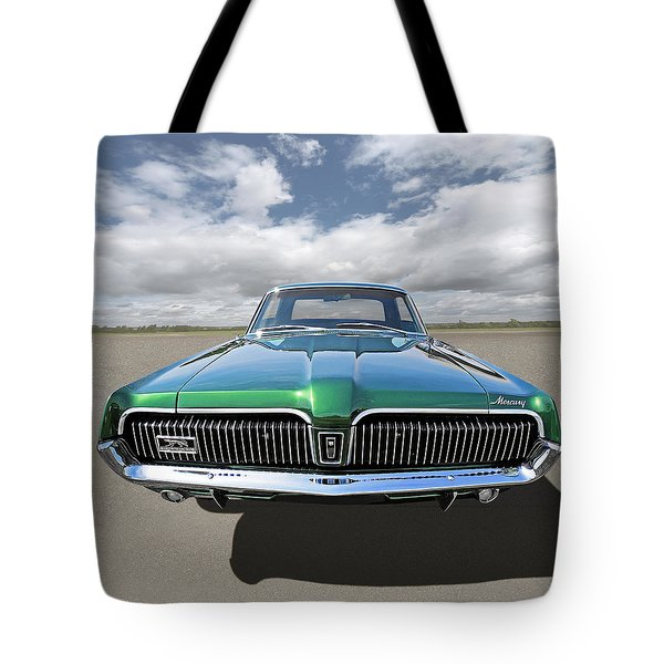 Green With Envy - 68 Mercury Tote Bag