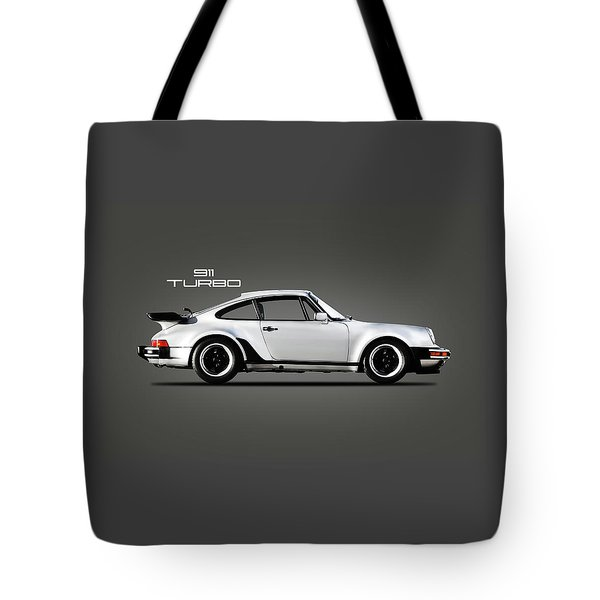 The 911 Turbo 1984 Tote Bag