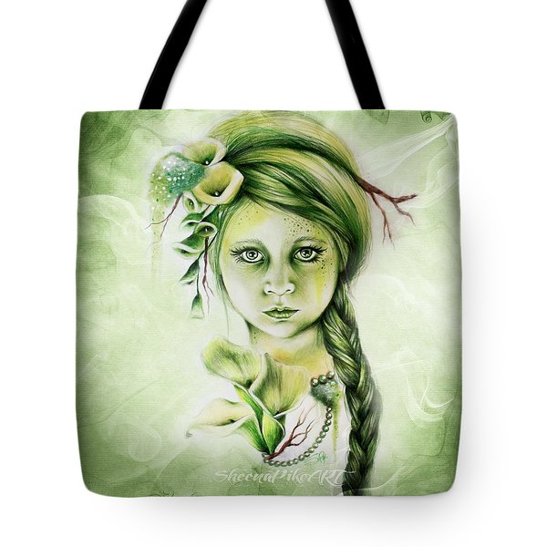 Cala Tote Bag by Sheena Pike