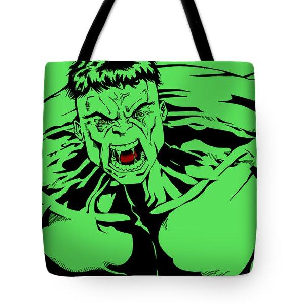 Rampaging Tote Bag