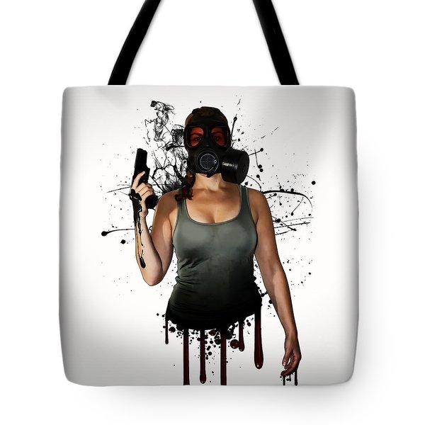 Bellatrix Tote Bag by Nicklas Gustafsson