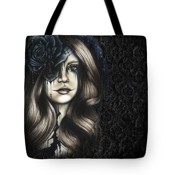 Betrayal Tote Bag by Sheena Pike
