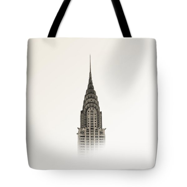Chrysler Building - Nyc Tote Bag