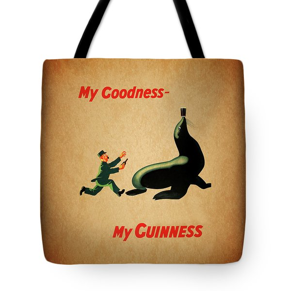My Goodness My Guinness 1 Tote Bag