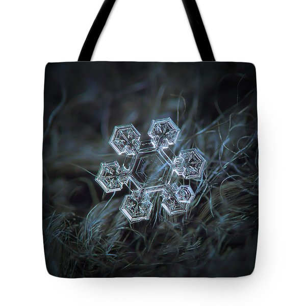 Icy Jewel Tote Bag