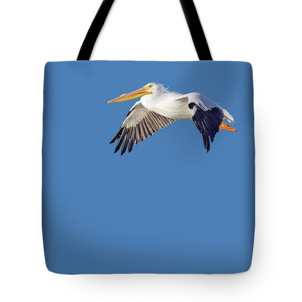 Tote Bag featuring the mixed media Blue Series 003 by Rob Snow