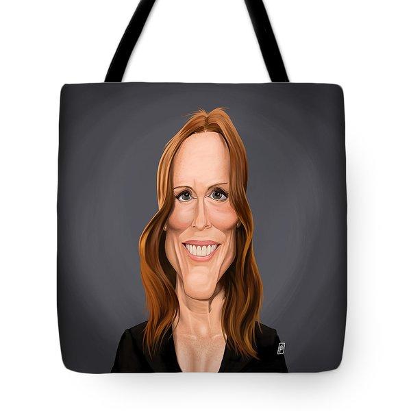 Celebrity Sunday - Julianne Moore Tote Bag