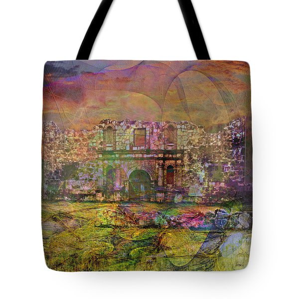 Alamo - After The Fall Tote Bag