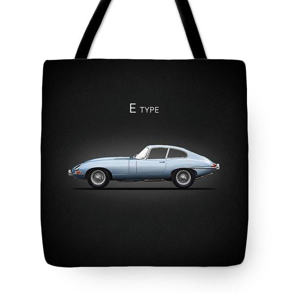 The E Type Tote Bag